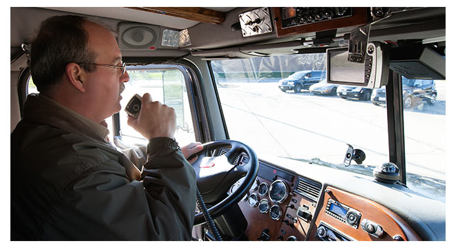Two-way Radio Solutions For Transportation In Florida