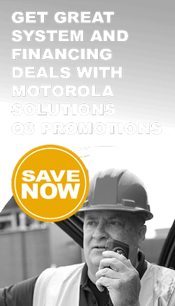 Motorola Two-way Radio Promotion Orlando Florida